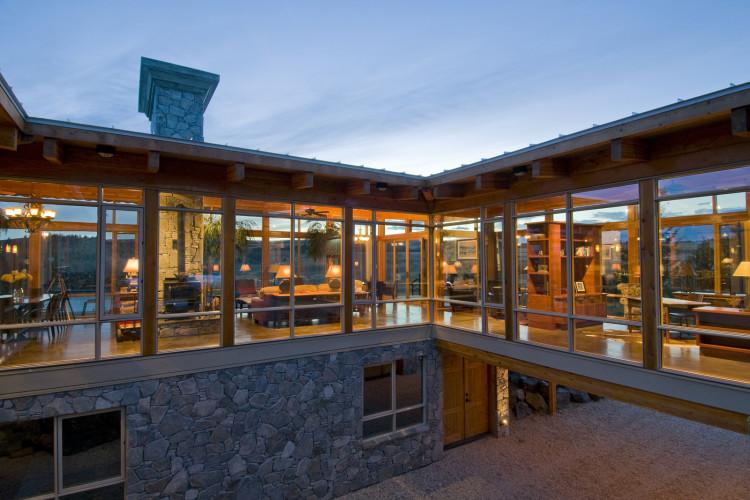 Feature home near Kamloops for the Keystone awards, Kamloops British Columbia, Canada