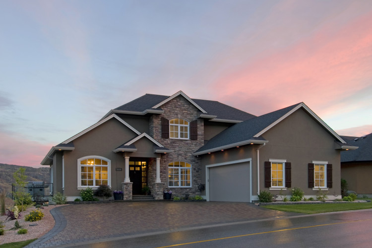 home architecture, Kamloops, BC