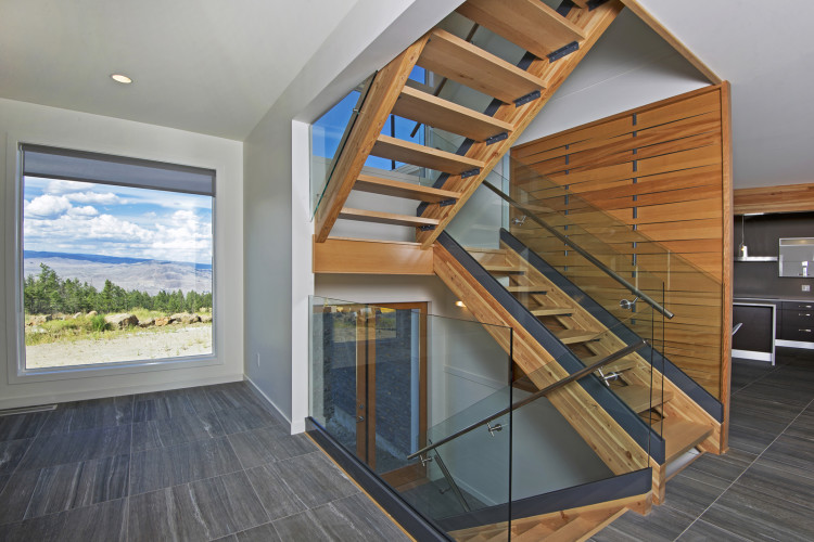 architecture, stairwell, house, home,