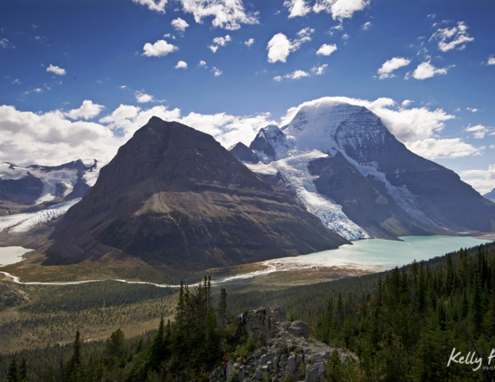 British Columbia's Mt. Robson - Jewel of the Rockies