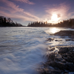 Tofino Sunset, British Columbia, Canada, Kelly Funk, commercial