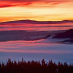 Greenstone mountain, sunrise, Kamloops, Thompson Okanagan region, British Columbia, Canada, Kelly Funk, professional photographer, commercial
