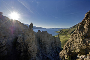 Kamloops Lake, hoodoos, grasslands, British Columbia, Canada landscape, sunrise, Kelly Funk, commercial photographer, professional, Kamloops, Thompson Okanagan region