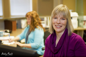 Commercial image showing an employee's headshot, Kamloops, British Columbia, Canada, Kamloops photographer, commercial photographer, portrait, Kelly Funk