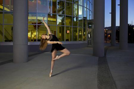 Ballet in Kamloops, British Columbia, Thompson Okanagan region, Canada, TRU