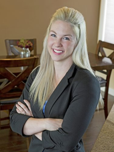 portrait of a business woman in the insurance sector, Kamloops, Thompson Okanagan region, British Columbia, Canada