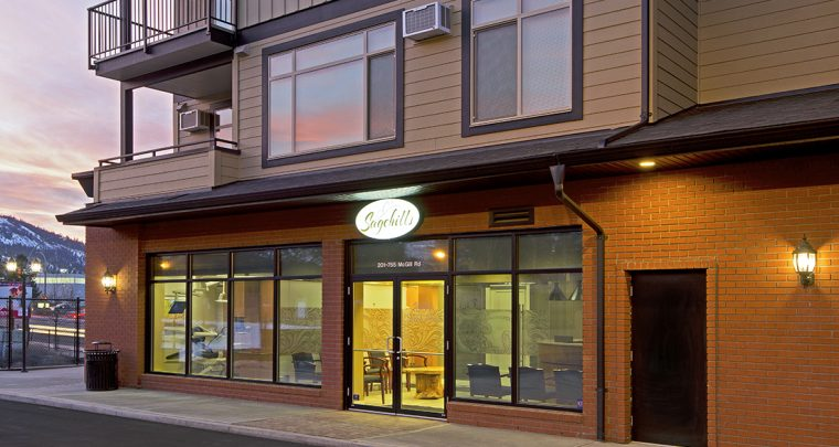Client:  Sagehills Dental Group - Kamloops