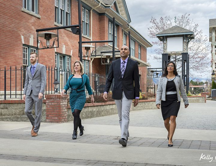 A Walk About With Client - Chahal & Priddle LLP, Kamloops