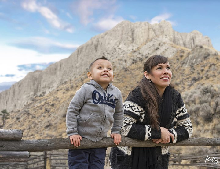Client:  Secwépemc Child and Family Services