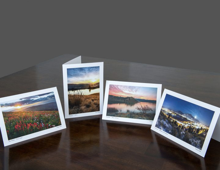 Kamloops & Sun Peaks Commercial/Corporate Greeting Cards