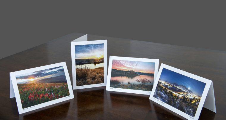 Kamloops & Sun Peaks Commercial/Corporate Greeting Cards