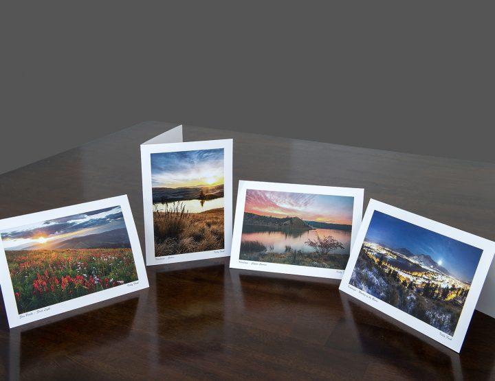 Kamloops & Sun Peaks Greeting cards