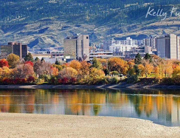 Kamloops, BC - Seasonal Cityscapes Through the Lens