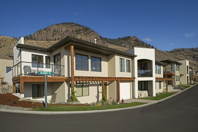Architecture in Kamloops, British Columbia, Canada