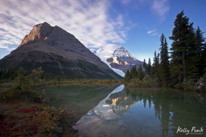 Mount Robson, in the northern end of the Thompson Okanagan region, Valemount, British Columbia, Canada, Kelly Funk, Kamloops professional photographer