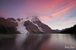 Berg Lake, Mt