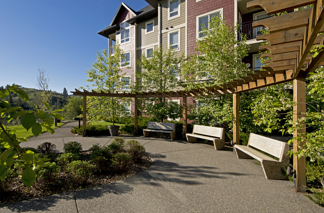 Commercial photography in Kamloops for Chartwell Ridgepoint Retirment Residence