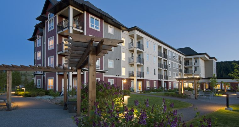 Client:  Chartwell Ridgepointe Retirement Residence - Kamloops, BC