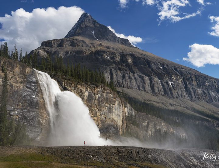 Client - Tourism Valemount for:  Mt. Robson - 'Let the Mountain Move You'