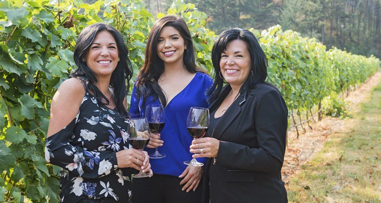 Kelowna's 'Indigenous World Winery' Shoot.
