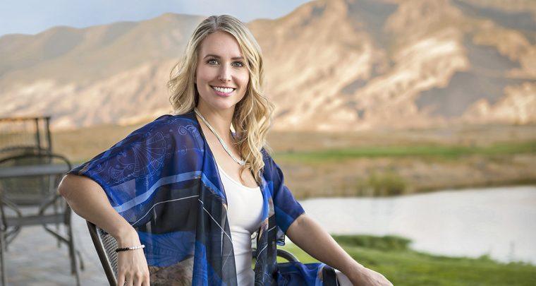 Client:  Kristina Benson Art - Wearable Art