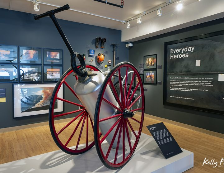 Kamloops Museum - 'Ruin and Renewal: Fire on the Interior Plateau'