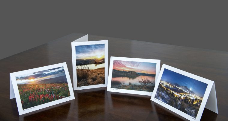 Kamloops & Sun Peaks Greeting cards