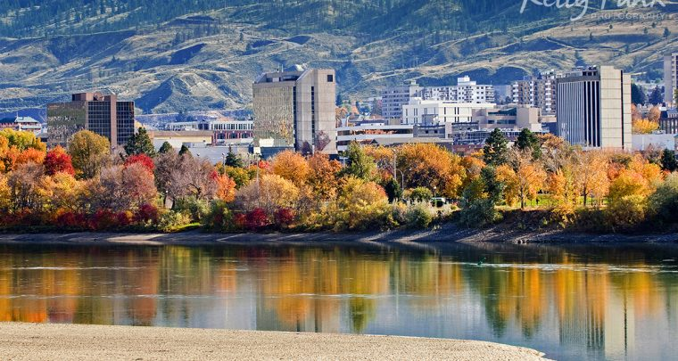 Kamloops, BC - Seasonal Cityscapes Through the Lens