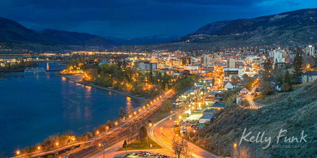 Kamloops, Briitish Columbia, Thompson Okanagan region, Canada