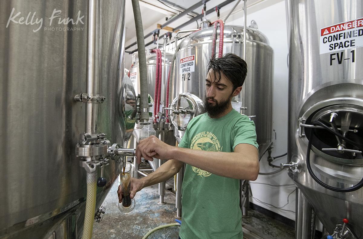 3 ranges brewery