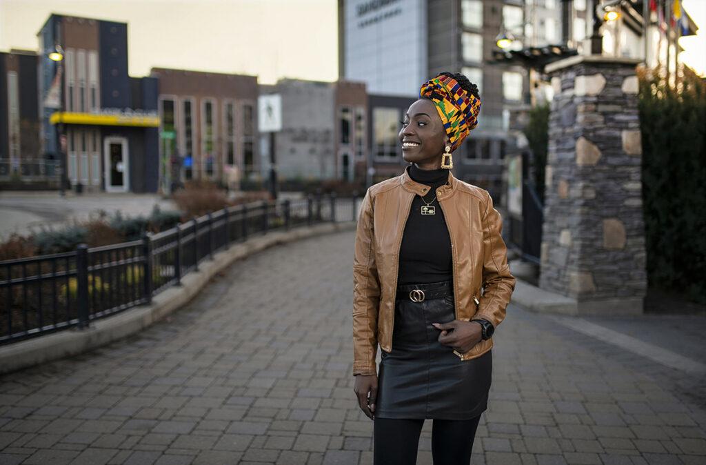 Kamloops fashion model from Nigeria 3
