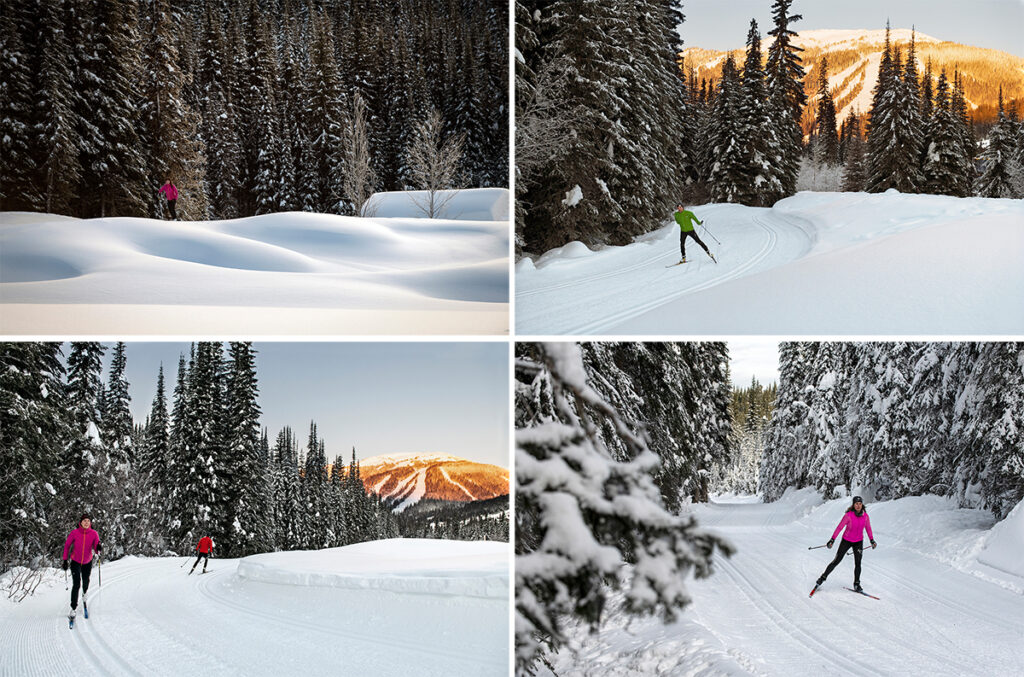 A Nordic day at Sun Peaks Resort 2