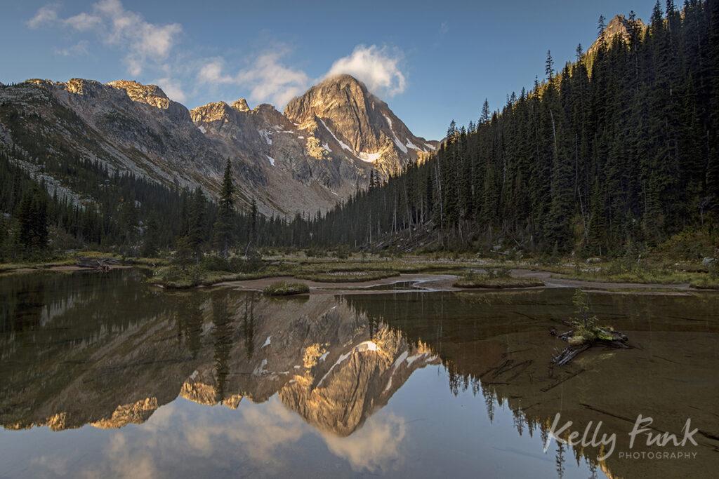 Dunn Peak, BC 3