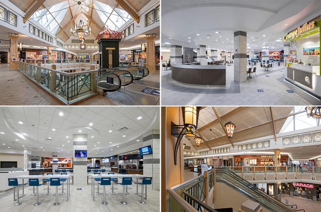 Aberdeen mall interiors