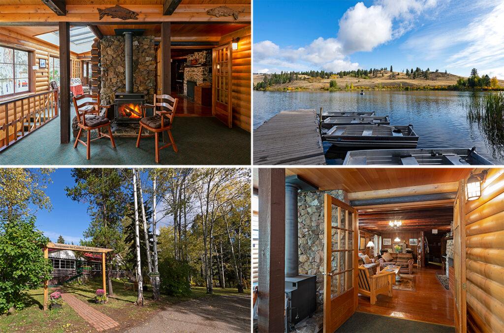 Corbett Lake, BC