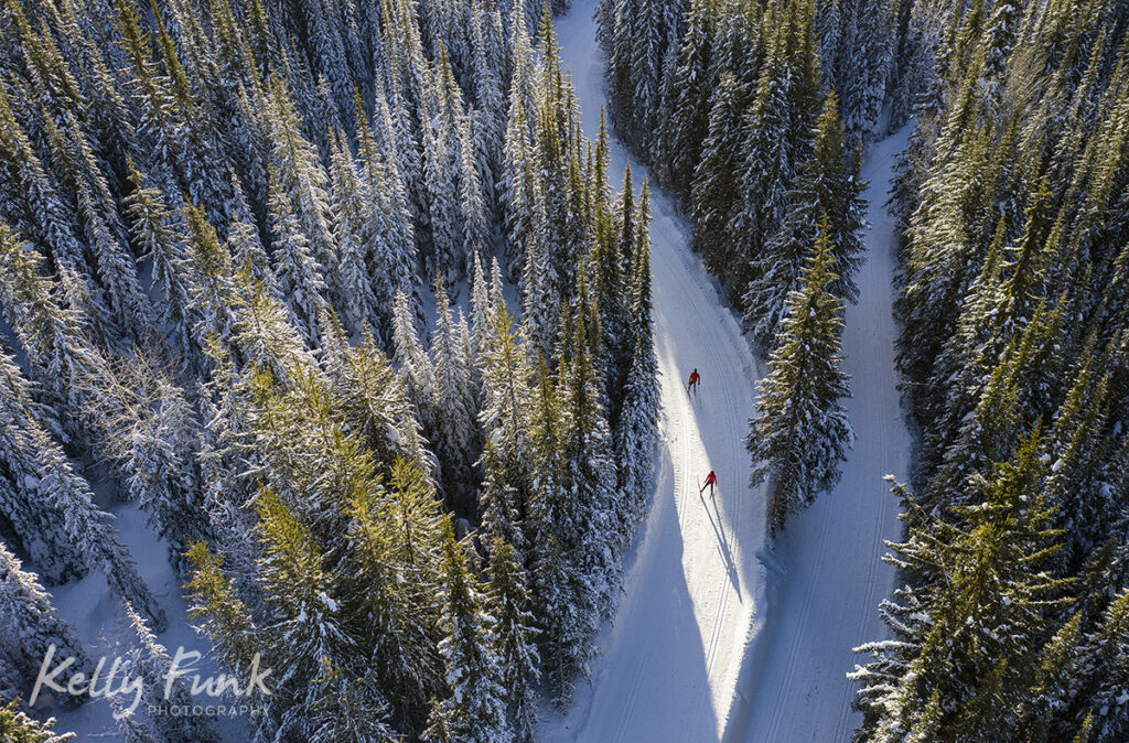 A nordic day at Sun Peaks resort 1