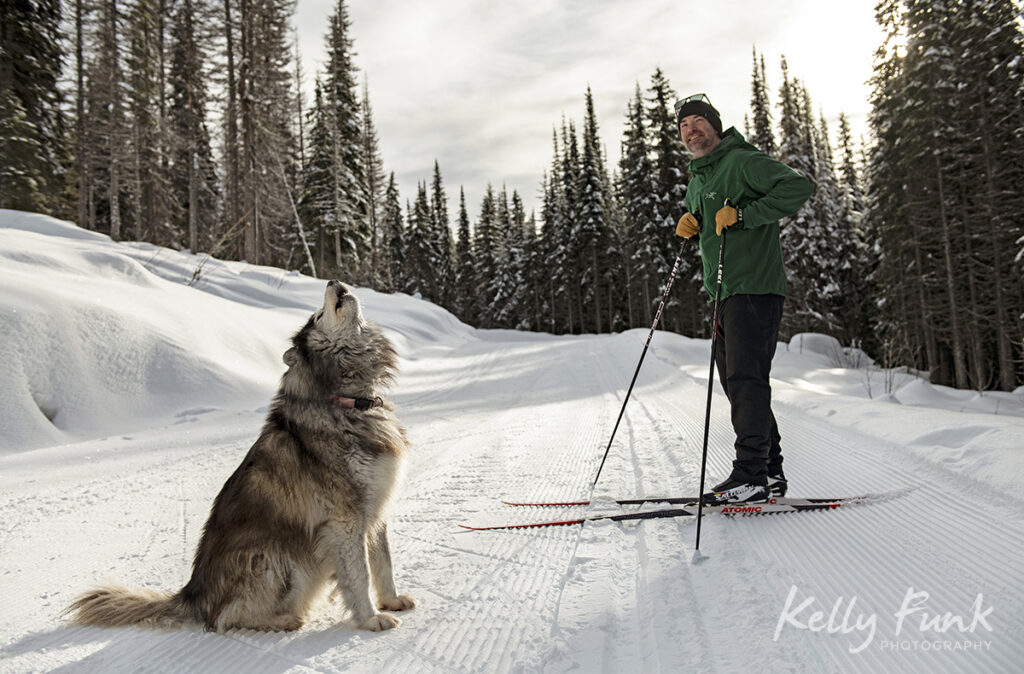 A Nordic day at Sun Peaks Resort