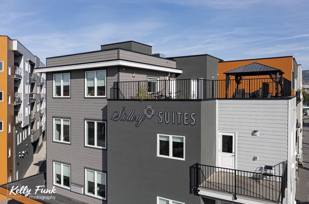 Stollery suites
